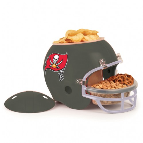 nfl football snack helm tampa bay buccaneers