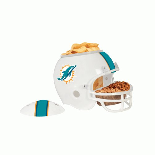 nfl football snack helm miami dolphins