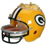 nfl football snack helm green bay packers