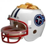 nfl football snack helm tennessee titans