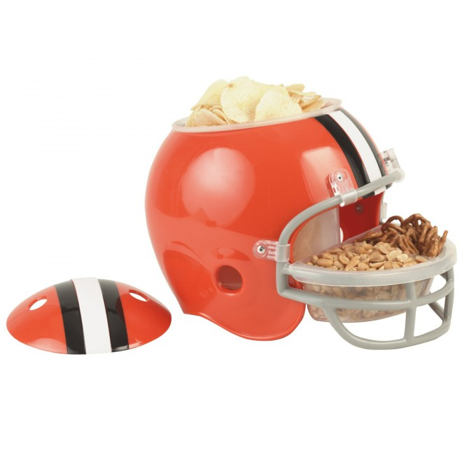 nfl football snack helm cleveland browns